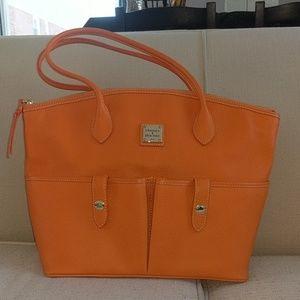 Large Dooney & Bourke bag